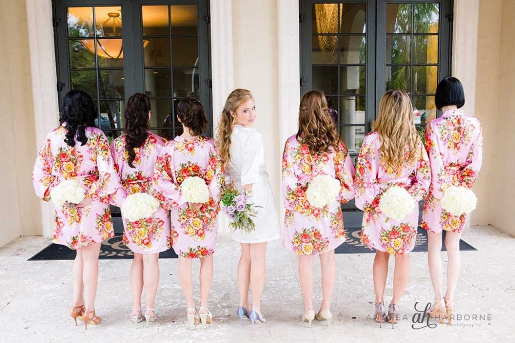 Coral Gables Country Club wedding, Miami | Andrea Harborne Photography