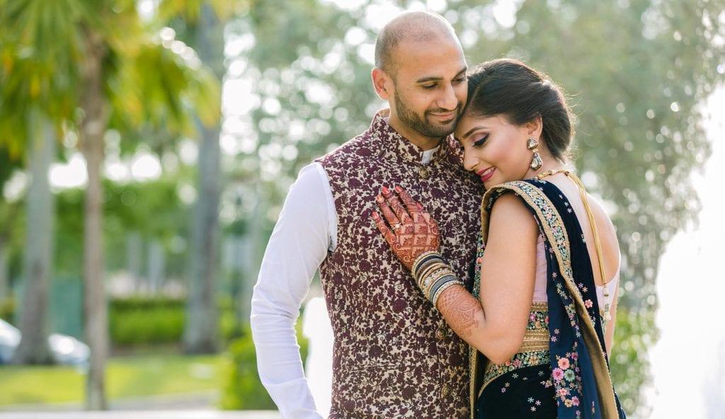 fort lauderdale marriot hotel indian wedding photographer