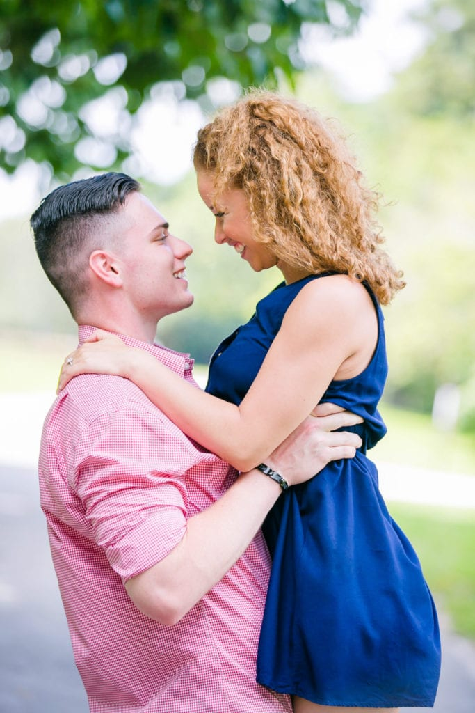 unique and romantic proposal photoshoot in fort lauderdale
