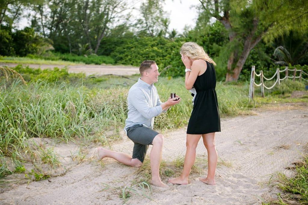beach proposal in fort lauderdale