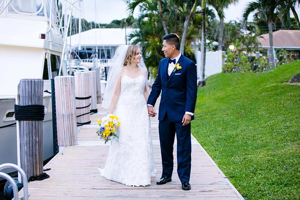 first look wedding inspiration | first look ideas | pros and cons of first look | wedding photographer fort lauderdale