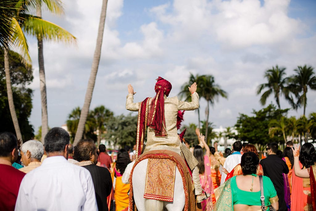 baraat in fort lauderdale