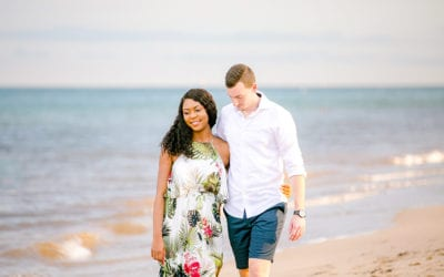 Pompano Beach Engagement Photography Session