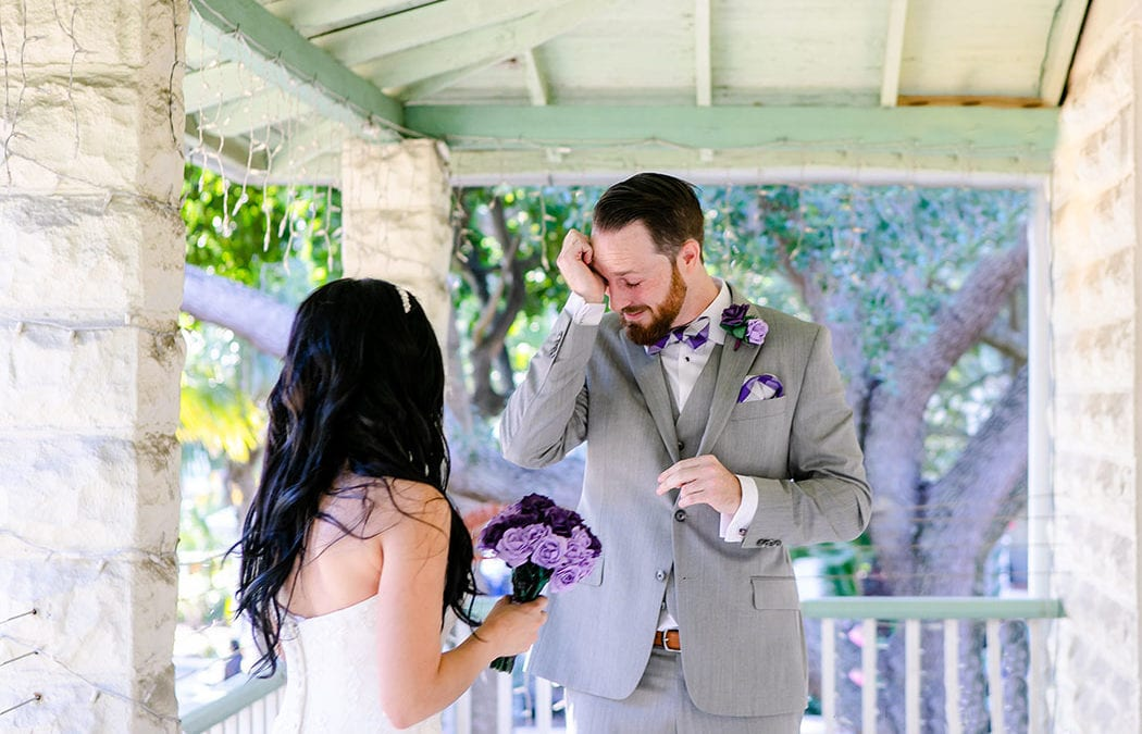 First Look Wedding Inspiration