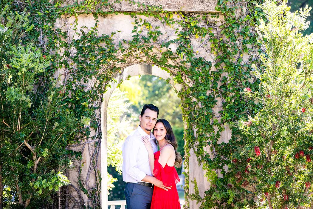 vizcaya museum and gardens engagement | engagement photographer south florida