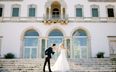 Gorgeous Couple's Photoshoot | Vizcaya Museum Miami