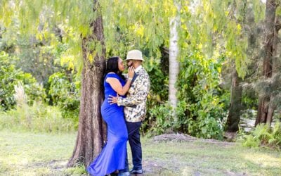 Couples' Formal Photoshoot | Tree Tops Park