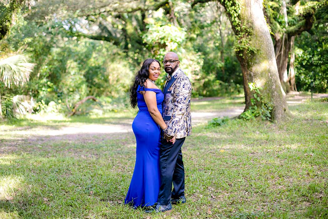 formal couples' photography tree tops park | couples photoshoot tree tops park | tree tops park couples photography | fort lauderdale couples' photographer